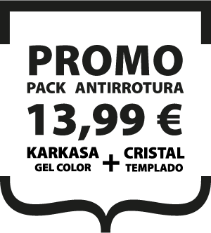 Promo: Pack antirrotura 13,99€